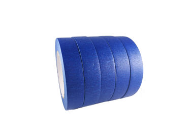 6 Pack Colored Masking Tape Blue Painters Tape 1.88'' 60 Yards Medium Adhesive